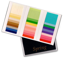 Color Swatch Spring