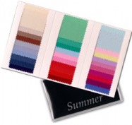 Color Swatch Summer